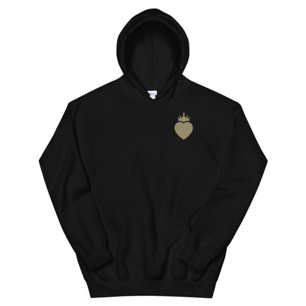 Unisex Signature Hoodie, apart of the Eesha Couture Signature Collection
